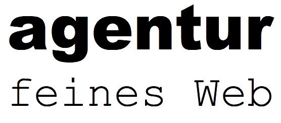 Logo agentur-feines-web